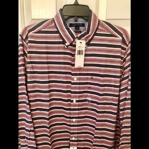 Tommy Hilfiger Patriotic Stripes Shirt
